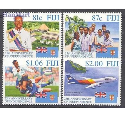 Znaczek Fidżi 1995 Mi 741-744 Czyste **