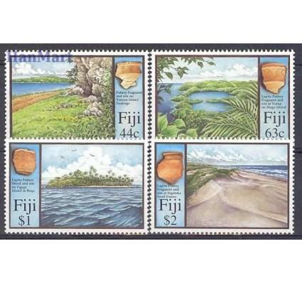 Znaczek Fidżi 2000 Mi 948-951 Czyste **