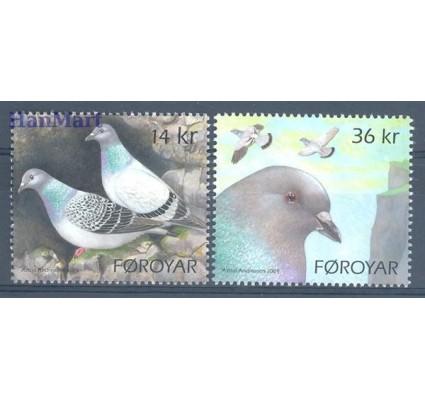 Znaczek Wyspy Owcze 2009 Mi 683-684 Czyste **