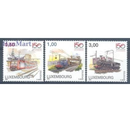 Znaczek Luksemburg 2009 Mi 1838-1840 Czyste **