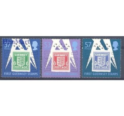 Znaczek Guernsey 1991 Mi 513-515 Czyste **