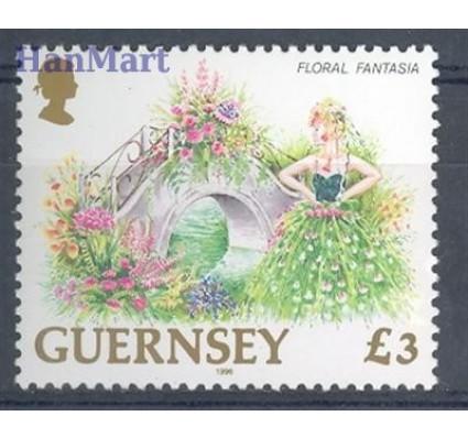 Znaczek Guernsey 1996 Mi 690 Czyste **