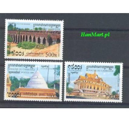 Kambodża 1999 Mi 1927-1929 Czyste **