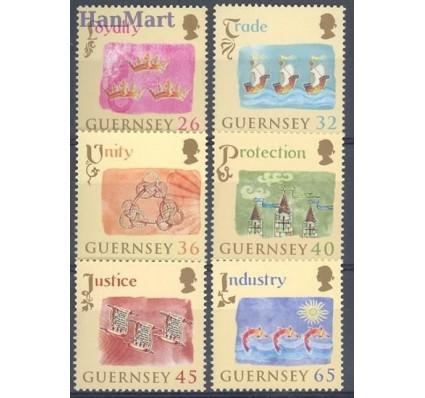 Znaczek Guernsey 2004 Mi 1012-1017 Czyste **