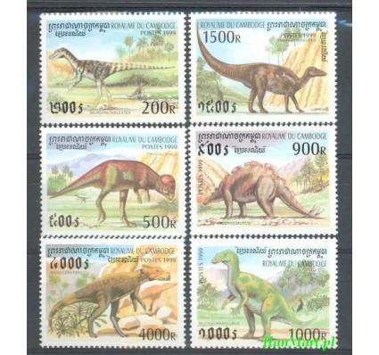 Kambodża 1999 Mi 1937-1942 Czyste **