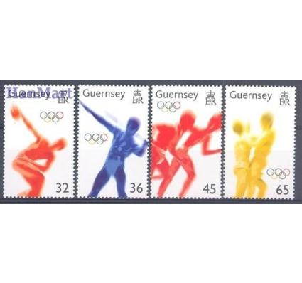 Znaczek Guernsey 2004 Mi 1018-1021 Czyste **