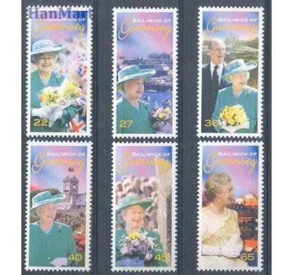 Guernsey 2002 Mi 926-931 Czyste **