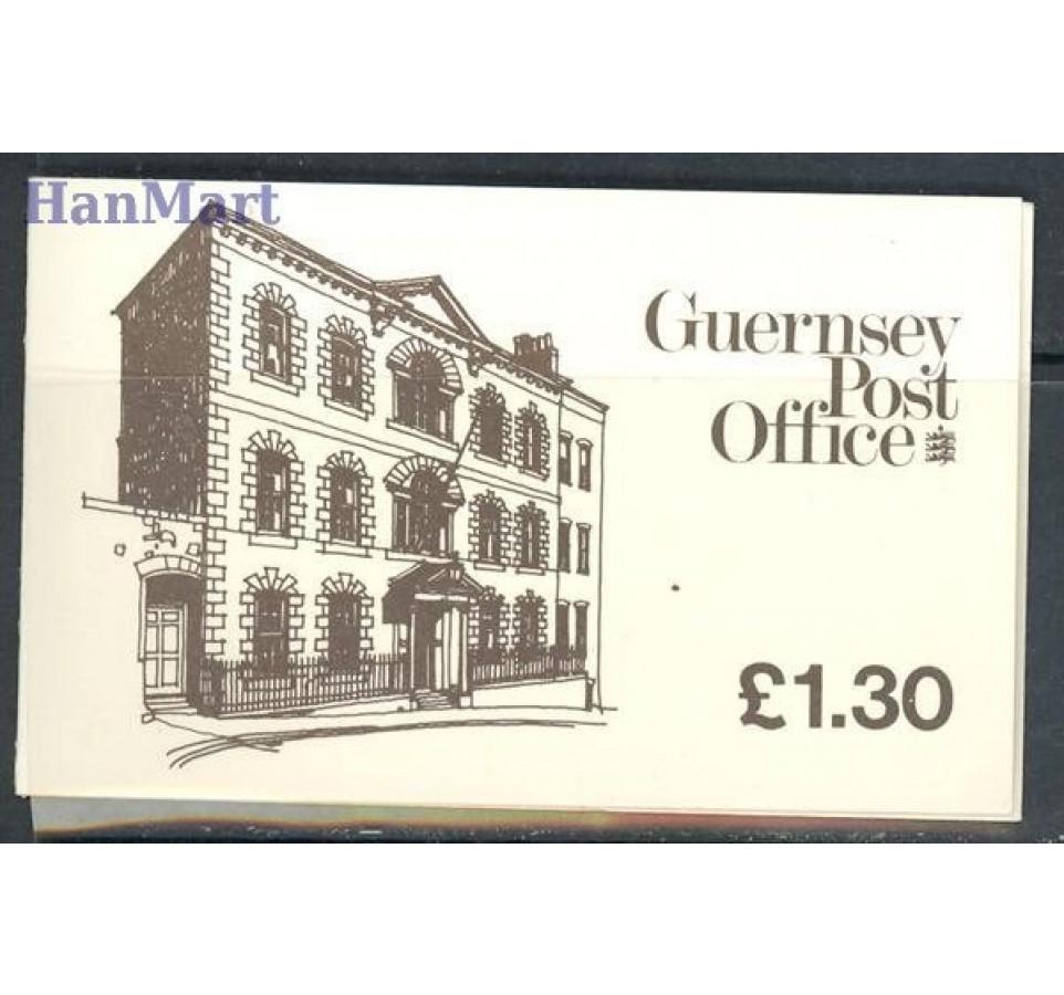 Guernsey 1983 Mi mh 19 Czyste **