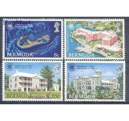 Znaczek Bermudy 1980 Mi 391-394 Czyste **