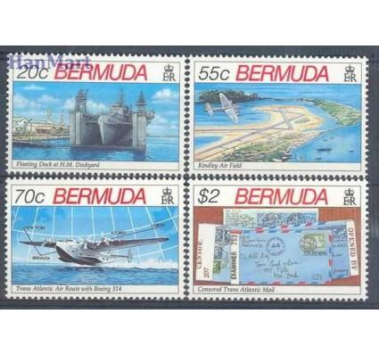 Znaczek Bermudy 1991 Mi 602-605 Czyste **