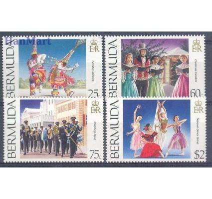 Znaczek Bermudy 1994 Mi 665-668 Czyste **