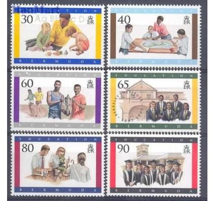 Znaczek Bermudy 1998 Mi 729-734 Czyste **