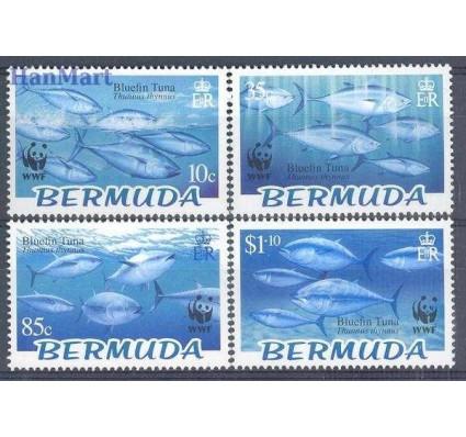 Znaczek Bermudy 2004 Mi 877-880 Czyste **