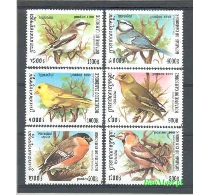 Znaczek Kambodża 1999 Mi 1980-1985 Czyste **