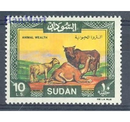 Znaczek Sudan 1991 Mi 453 Czyste **