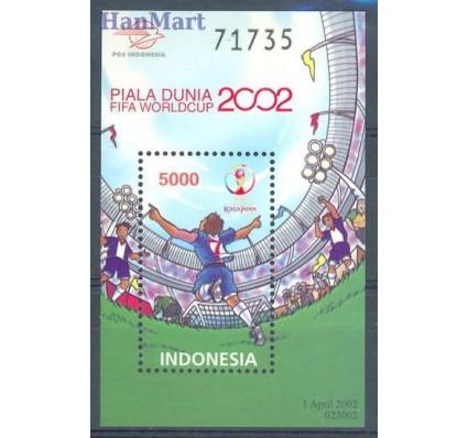 Znaczek Indonezja 2002 Mi bl 174 Czyste **