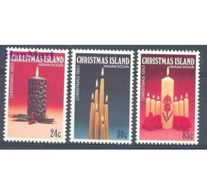 Znaczek Wyspa Bożego Narodzenia 1983 Mi 180-182 Czyste **