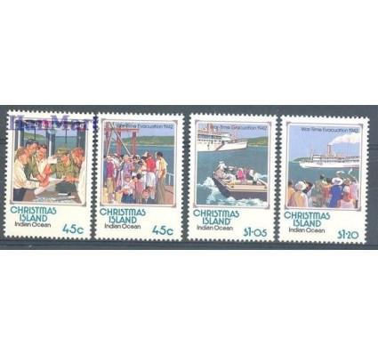 Znaczek Wyspa Bożego Narodzenia 1992 Mi 349-352 Czyste **