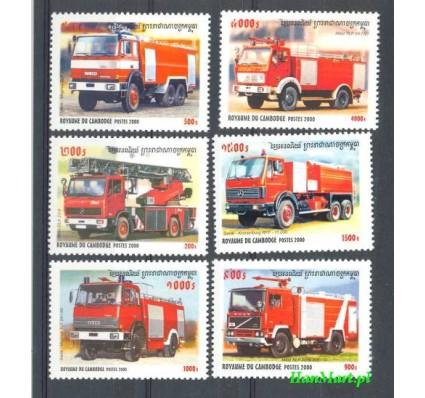 Kambodża 2000 Mi 2102-2107 Czyste **