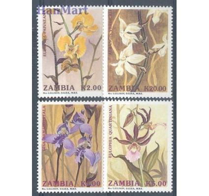 Znaczek Zambia 1992 Mi 595-598 Czyste **