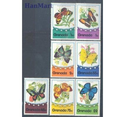 Znaczek Grenada 1975 Mi 693-699 Czyste **