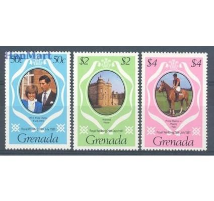 Znaczek Grenada 1981 Mi 1097-1099 Czyste **