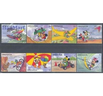 Znaczek Grenada 1992 Mi 2386-2393 Czyste **