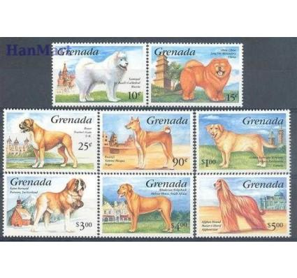 Znaczek Grenada 1993 Mi 2519-2526 Czyste **