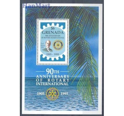 Znaczek Grenada 1995 Mi bl 398 Czyste **