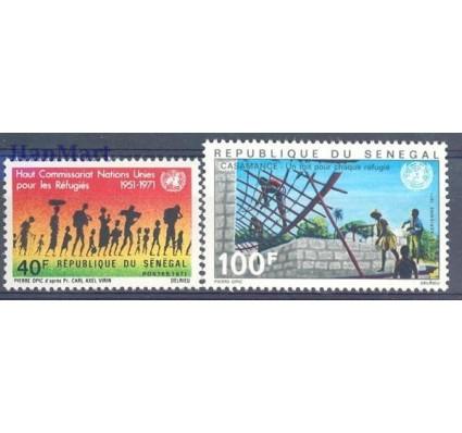 Znaczek Senegal 1971 Mi 446-447 Czyste **