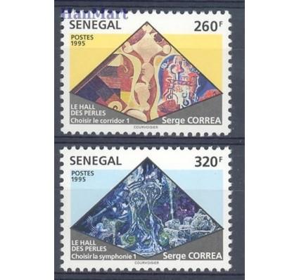 Znaczek Senegal 1996 Mi 1435-1436 Czyste **