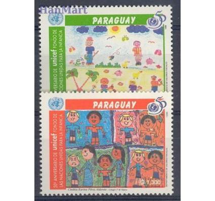 Znaczek Paragwaj 1996 Mi 4721-4722 Czyste **
