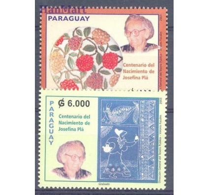 Znaczek Paragwaj 2003 Mi 4894-4895 Czyste **