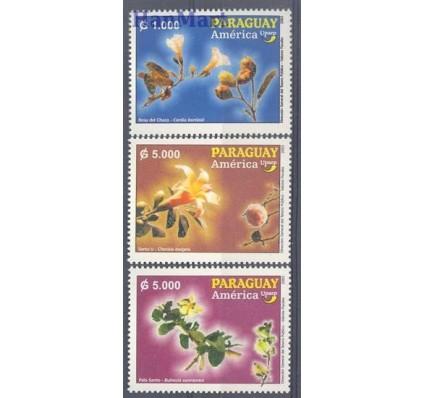 Znaczek Paragwaj 2003 Mi 4921-4923 Czyste **