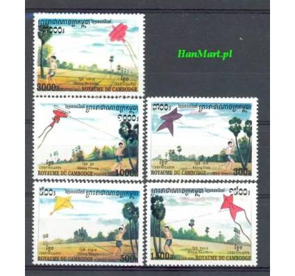 Kambodża 2001 Mi 2232-2236 Czyste **