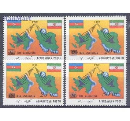 Znaczek Azerbejdżan 1994 Mi 118-121 Czyste **