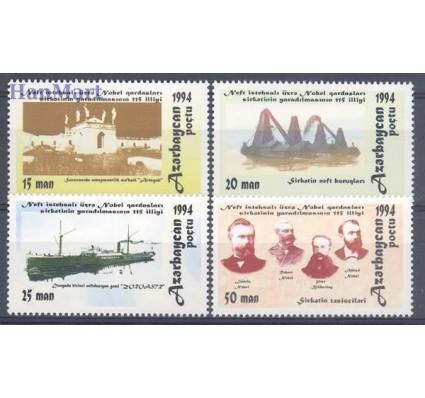 Znaczek Azerbejdżan 1994 Mi 132-135 Czyste **