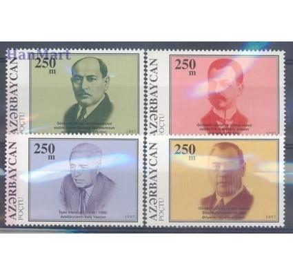 Znaczek Azerbejdżan 1997 Mi 346-349 Czyste **