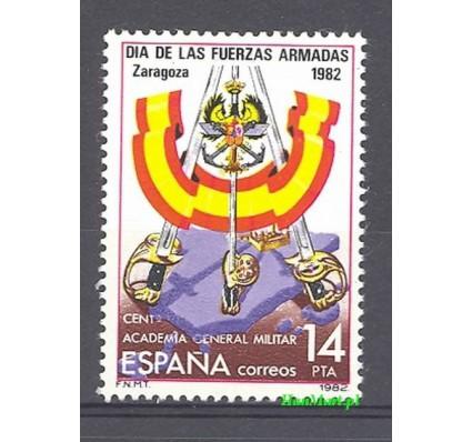 Znaczek Hiszpania 1982 Mi 2547 Czyste **