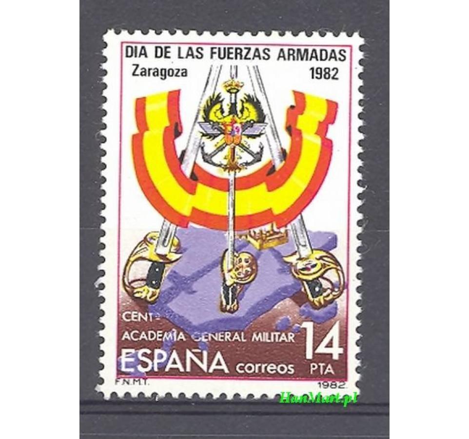 Hiszpania 1982 Mi 2547 Czyste **