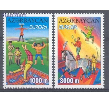 Znaczek Azerbejdżan 2002 Mi 513-514 Czyste **