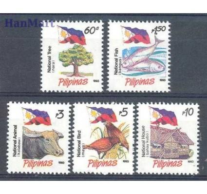 Znaczek Filipiny 1993 Mi 2267-2271 Czyste **