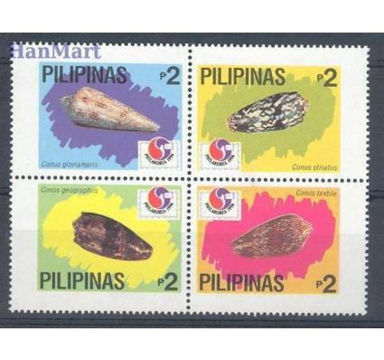 Znaczek Filipiny 1994 Mi 2437-2440 Czyste **