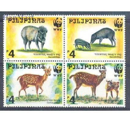 Znaczek Filipiny 1997 Czyste **