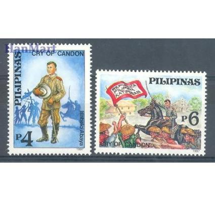 Znaczek Filipiny 1997 Mi 2824-2825 Czyste **