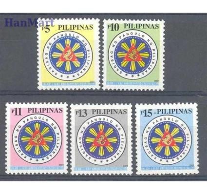 Znaczek Filipiny 2001 Mi 3245-3249 Czyste **