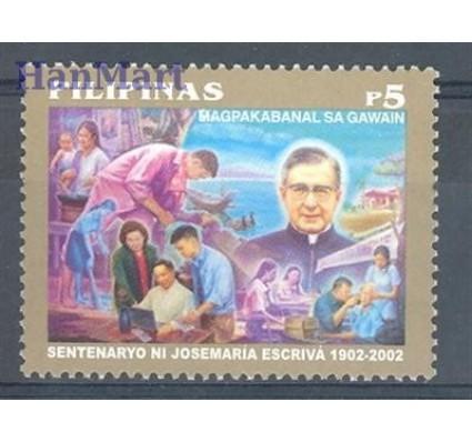Znaczek Filipiny 2002 Mi 3307 Czyste **