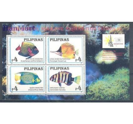 Znaczek Filipiny 1996 Mi bl 98 Czyste **