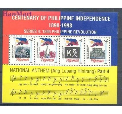 Znaczek Filipiny 1996 Mi bl 100 Czyste **