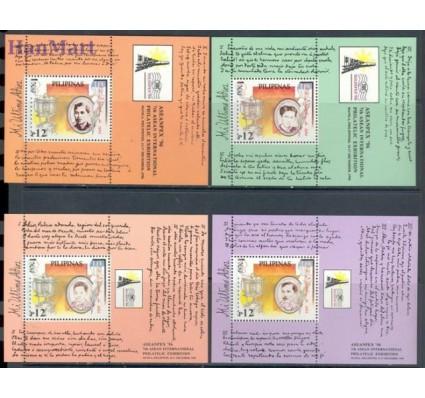 Znaczek Filipiny 1996 Mi 108-110 Czyste **
